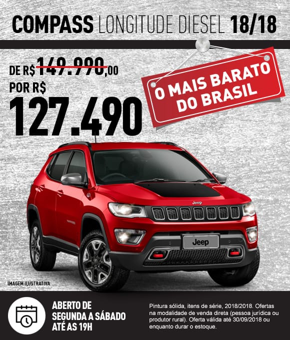 Jeep Via Motors Compass